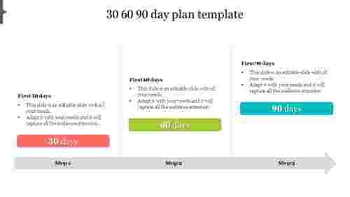 Get%20Here%2030%2060%2090%20Day%20Plan%20Template%20PowerPoint%20Design