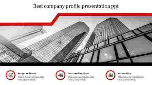 best company profile presentation ppt