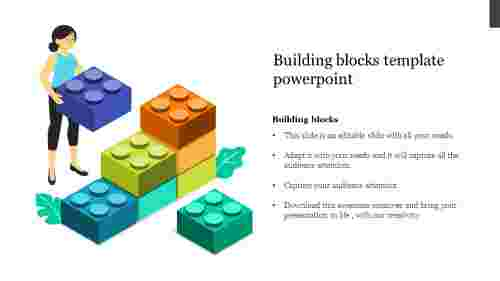 building blocks template powerpoint
