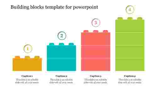 Editablebuildingblockstemplateforpowerpoint