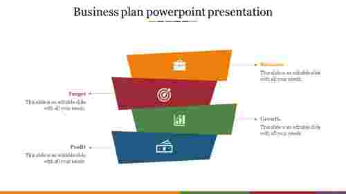 Creative business plan powerpoint presentation
