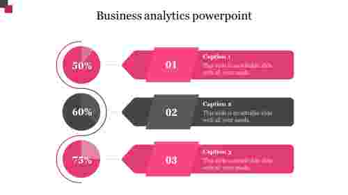 Creative business analytics powerpoint