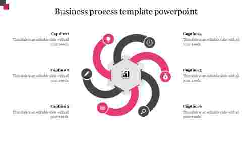 Best business process template powerpoint
