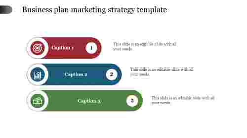 Simple business plan marketing strategy template