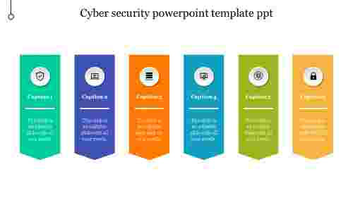 cyber security powerpoint template ppt