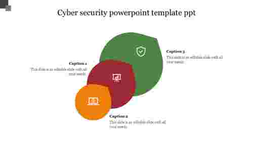 cyber security powerpoint template ppt slide