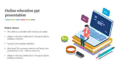 Online%20education%20ppt%20presentation%20template