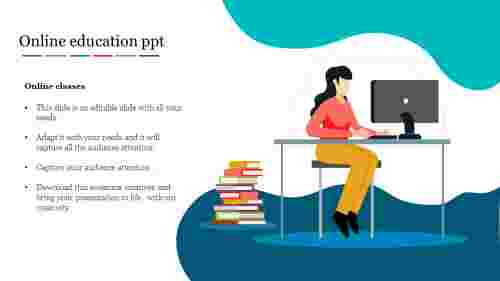 Online education ppt