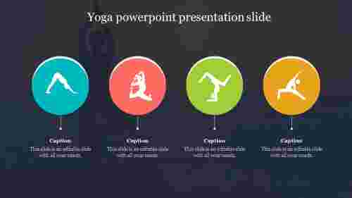 Best yoga powerpoint presentation slide