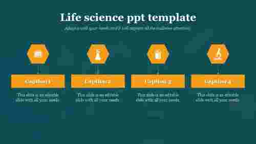 Life%20science%20ppt%20template%20with%20mixed%20shapes