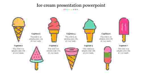 ice cream presentation powerpoint