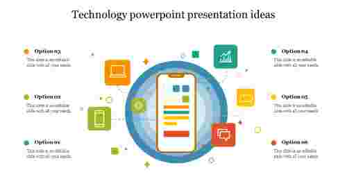 Creative technology powerpoint presentation ideas