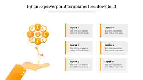 Simplefinancepowerpointtemplatesfreedownload
