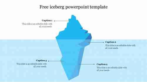 Free%20iceberg%20powerpoint%20template%20slide