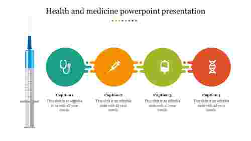 Health and medicine powerpoint presentation