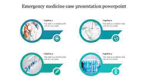 Emergency medicine case presentation powerpoint slide