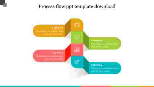process flow ppt template download