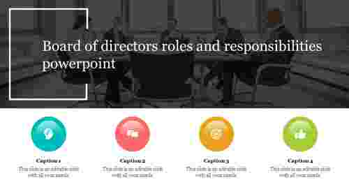 Board of directors roles and responsibilities powerpoint
