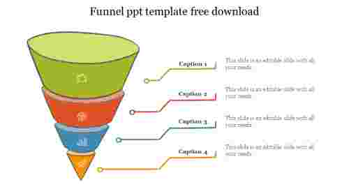 Best funnel ppt template free download