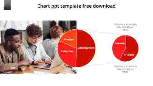 Business chart ppt template free download