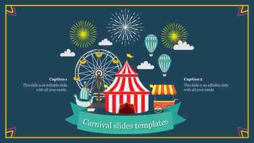carnival slides templates