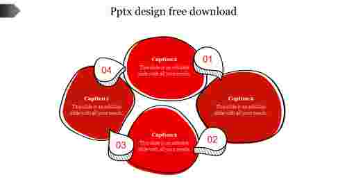 pptx design free download-Red