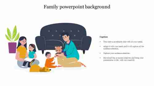 Family powerpoint background