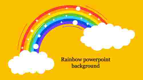 Rainbowpowerpointbackground
