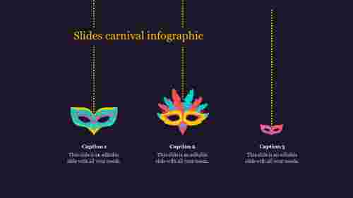 Slides carnival infographic