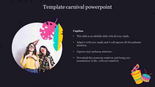 Best template carnival powerpoint presentation