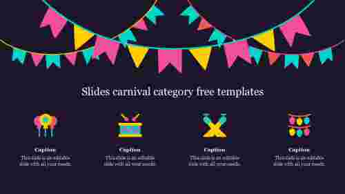 Best slides carnival category free templates