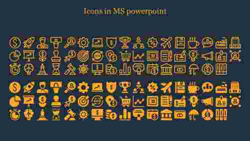 icons in ms powerpoint