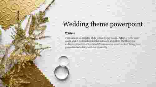 Weddingthemepowerpointformpresentation