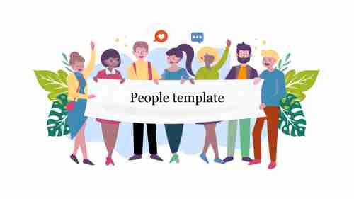 people template