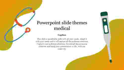 powerpoint slide themes medical