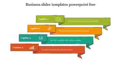 Business slides templates powerpoint free presentation
