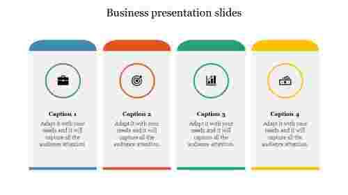 Free business presentation slides design