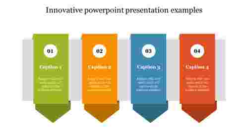 Innovative powerpoint presentation examples slide