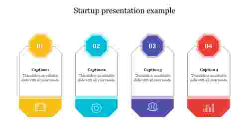 startup presentation example