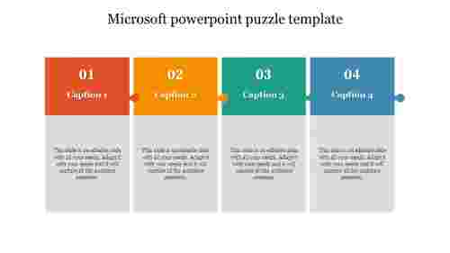 Free microsoft powerpoint puzzle template design