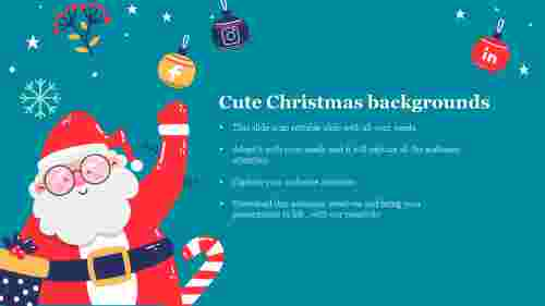 cute christmas backrounds