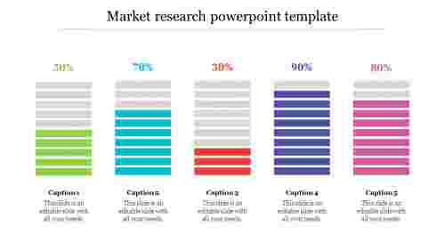 market research powerpoint template free