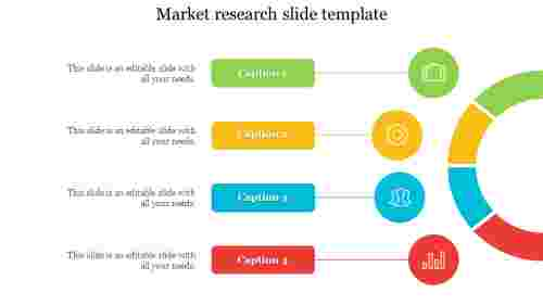 market research slide template