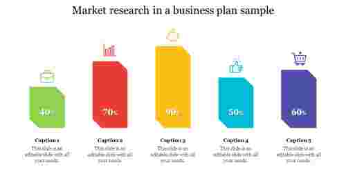 market research in a business plan sample