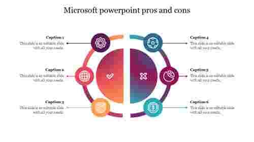 Microsoftpowerpointprosandconstemplate