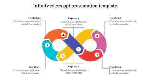 Best%20infinity%20colors%20ppt%20presentation%20template