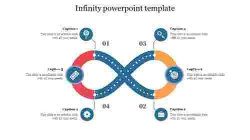Infinitypowerpointtemplateforpresentation