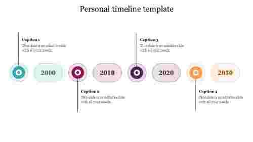 Personaltimelinetemplateforpresentation