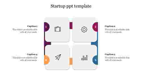 startup ppt template