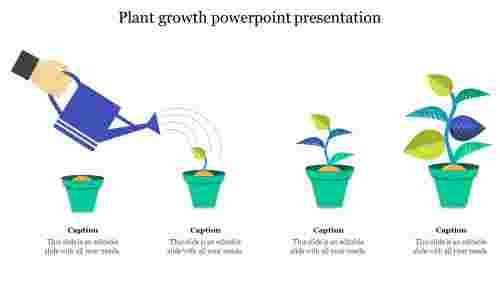 plant growth powerpoint presentation